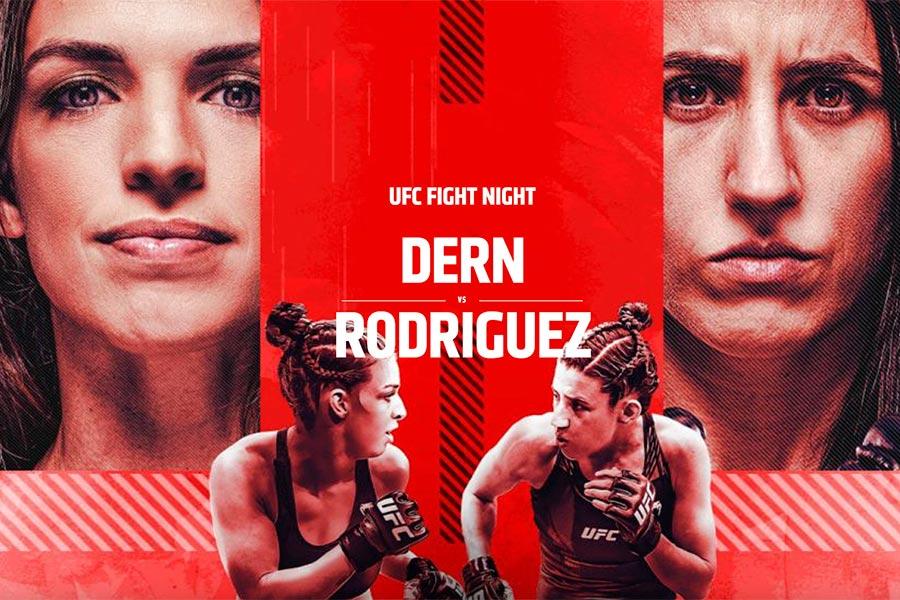 Dern vs Rodriguez betting tips
